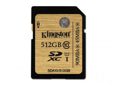 SDXC 512GB CLASE 10 SDA10/512GB KINGSTON