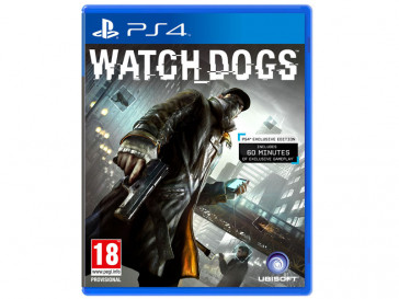 JUEGO PS4 WATCH DOGS UBISOFT