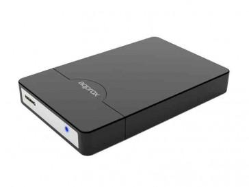 """CAJA EXTERNA USB 2.0 2.5"""" APPHDD09B APPROX"""