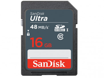 ULTRA SDHC 16GB CLASS 10 (SDSDUNB-016G-GN3IN) SANDISK