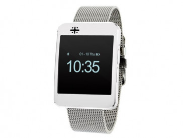 SMARTWATCH OSW003-PS PRISMA PLATA + 2 CORREAS ORA