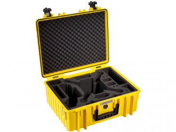 COPTER CASE 6000/Y PARA DJI PHANTOM 3 (YE) B&W