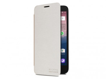 FUNDA FLIP COVER POP 3(5) DORADA ALCATEL