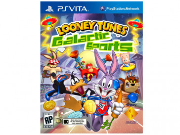 JUEGO PS VITA LOONEY TUNES: GALACTIC GAMES SONY