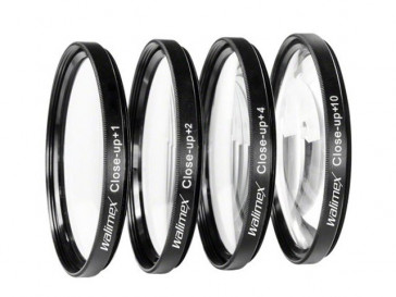 52MM CLOSE UP MACRO LENS SET 17855 WALIMEX