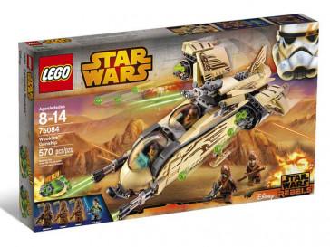STAR WARS CAÑONERA WOOKIEE 75084 LEGO