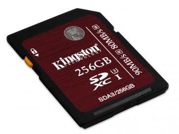 SDXC 256GB CLASE 3 SDA3/256GB KINGSTON