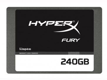 SSD HYPERX FURY 240GB SHFS37A/240G KINGSTON