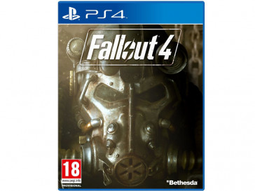 JUEGO PS4 FALLOUT 4 ELECTRONIC ARTS