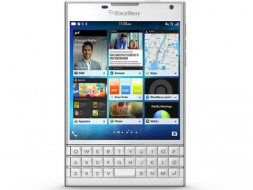 PASSPORT QWERTZ 32GB (W) BLACKBERRY