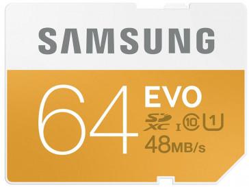 SDXC 64GB CLASS 10 MB-SP64D/EU SAMSUNG