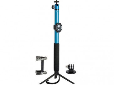MONOPIE SELFIE FT-MS1 BLUETOOTH AZUL FOTIMA