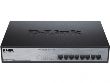 SWITCH DGS-1008MP D-LINK