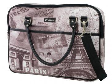 "MALETIN PORTATIL TRENDY PARIS 16"" EVLB000181 E-VITTA"