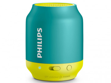 ALTAVOZ PORTATIL BT50A/00 (GR/YE) PHILIPS