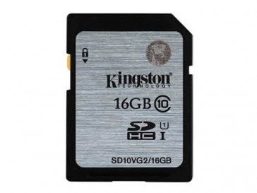 SDHC 16GB CLASE 10 SD10VG2/16GB KINGSTON