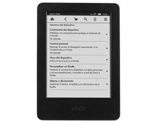 TOUCHSCREEN WiFi KINDLE