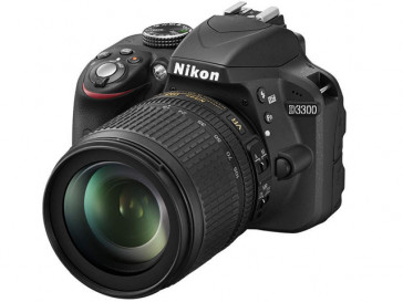 CAMARA REFLEX NIKON D3300 + AFS DX 18/105 VR