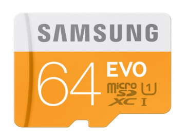 MICRO SD 64GB + ADAPTADOR MB-MP64DC/EU SAMSUNG