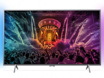 "SMART TV LED ULTRA HD 4K ANDROID 49"" PHILIPS 49PUS6401/12"