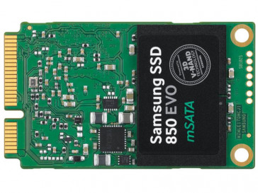 SSD 850 EVO MSATA 1TB (MZ-M5E1T0BW) SAMSUNG