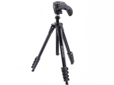 TRIPODE COMPACT ACTION NEGRO MANFROTTO