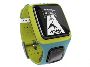 RUNNER GPS TURQUESA/VERDE 1RR0.001.09 TOMTOM