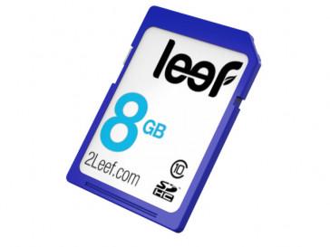 SDHC 8GB CLASE 10 LFSDC-00810AU LEEF