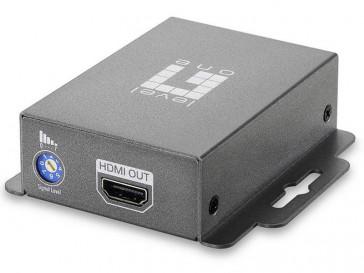 RECEPTOR HDMI VIA RJ45 HVE-9000 LEVEL ONE