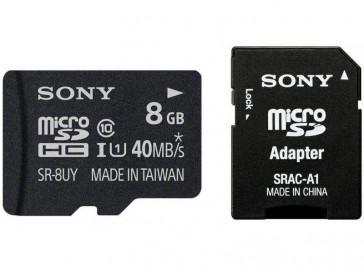 TARJETA MICRO SDHC SR8UYA 8GB SONY