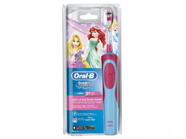 ORAL-B STAGES POWER PRINCESA CLS 128526 BRAUN