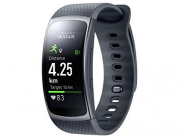 GALAXY GEAR FIT 2 SM-R360 LARGE GRIS OSCURO SAMSUNG