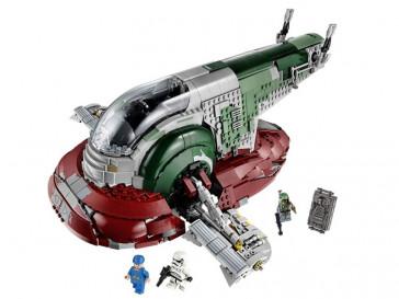 STAR WARS SLAVE I 75060 LEGO
