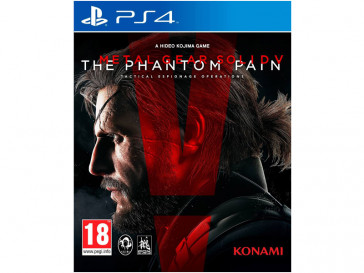 JUEGO PS4 METAL GEAR SOLID V: THE PHANTOM PAIN KONAMI