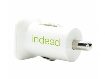 CARGADOR USB COCHE INDDC3 INDEED