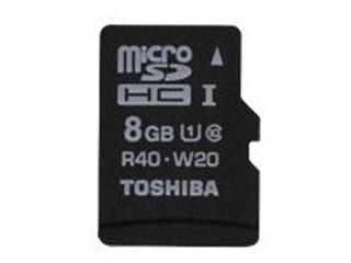 MICRO SDHC 8GB SD-C008UHS1(BL5A TOSHIBA