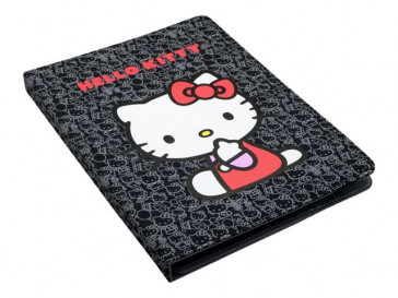 "FUNDA HELLO KITTY COVER 9.7-10.1"" NEGRA E-VITTA"