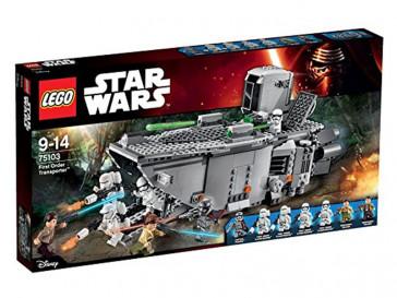STAR WARS FIRST ORDER TRANSPORTER 75103 LEGO