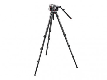 KIT VIDEO MPRO + ROTULA 509HD,536K MANFROTTO