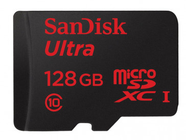 ULTRA MICRO SDXC 128GB CON ADAPTADOR (SDSQUNC-128G-GN6MA) SANDISK