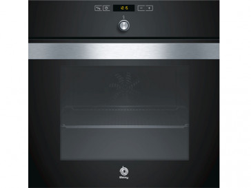 HORNO MULTIFUNCION AQUALISIS A BALAY 3HB508NCT NEGRO
