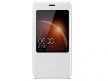 FUNDA VIEW COVER G8 51991198 (W) HUAWEI