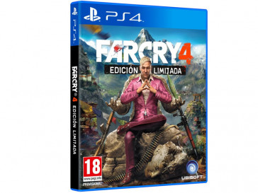JUEGO PS4 FAR CRY 4 EDICION LIMITADA UBISOFT