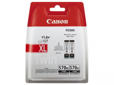 CARTUCHO TINTA NEGRO PGI-570XL BK (0318C007) CANON