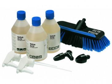 KIT DE LIMPIEZA AUTO CLICK&CLEAN 6411134 NILFISK