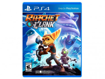 JUEGO PS4 RATCHET CLANK SONY