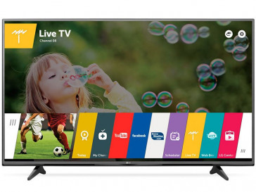 "SMART TV LED ULTRA HD 4K 43"" LG 43UF6807"