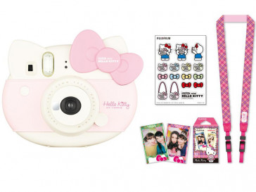 CAMARA INSTANTANEA FUJIFILM INSTAX MINI HELLO KITTY SET 70100118555