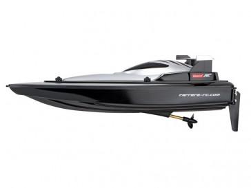 RC SEA 2.4GHZ RACE BOAT NEGRO CARRERA