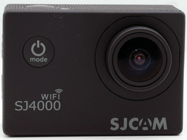 CAMARA VIDEO SJ4000 WIFI NEGRA SJCAM